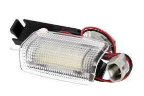 Kit Luci Portiere A Led Toyota Prius Alphard Camry Crown Estima Land Cruiser Mark Vellfire Lexus IS250 ISF RX330 RX350 LS460 LS600 LS430
